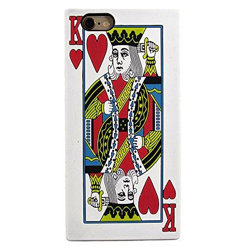 Carte à jouer en caoutchouc souple en silicone pour iPhone 6, 6s Nouveau © Sloth Cases