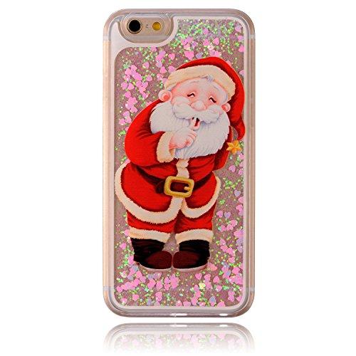 """MOONCASE pour iPhone 6 Plus (5.5"""") Case Glitter Quicksand Dynamic Hard Housse Coque Etui Shell Case Cover LS04 LS06 #0111"""