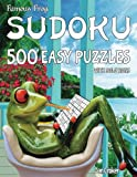 Famous Frog Sudoku 500 Easy Puzzles With Solutions: A Take A Break Series Book: Volume 1