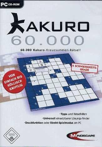 Disky Kakuro 60.000
