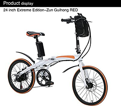 Yoli® 7 speeds,26'' Lithium Battery Mountain E bike,Foldable E Bike,Customizable Logo