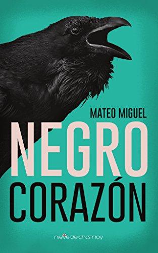 Negro corazón por Mateo Miguel
