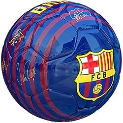 FCB Balon FC Barcelona Primera Equipacion 18 19 Azul Brillo