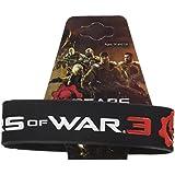 Imágenes de Star Gears of War 3 Logo pulseras de goma Reducción gruesa figura de acción