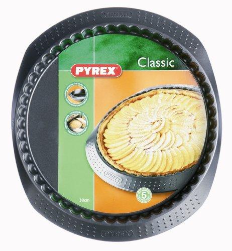 pyrex-classic-non-stickmetal-bakeware-flan-pan-30cm
