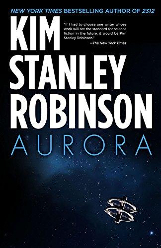 Aurora por Kim Stanley Robinson