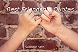 Best Friendship Quotes (English Edition)