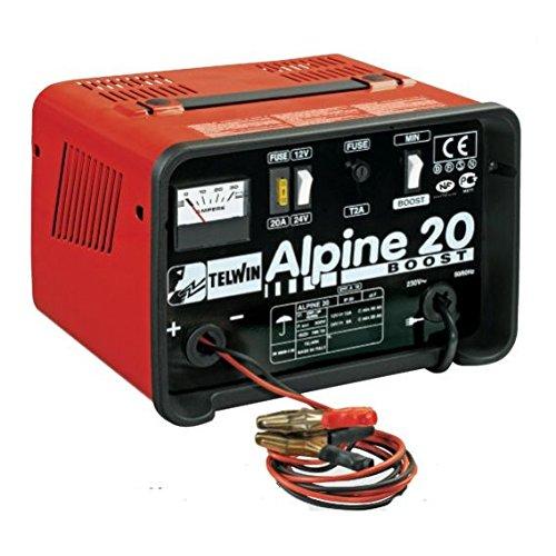 Chargeur de batteries 12/24V 18/12A Alpine 20 boost