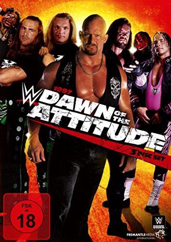 WWE: 1997 Dawn of the Attitude Era [3 DVDs] Preisvergleich