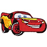 Disney Lightning McQueen Applique, Multi-Color
