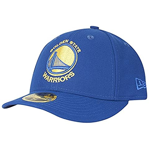 New Era 59Fifty LOW PROFILE Cap - NBA Golden State Warriors - 7 3/8