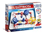 Clementoni 13914 Kit de experimentos Juguete y Kit de Ciencia para niños - Juguetes y Kits de Ciencia para niños (Física, Kit de experimentos, 8 año(s), Niño/niña,, 451 mm)