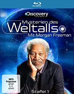 Mysterien des Weltalls mit Morgan Freeman - Staffel 1 [Blu-ray]