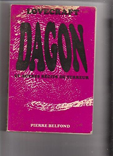 Dagon et autres nouvelles par Lovecraft/Howard Phi