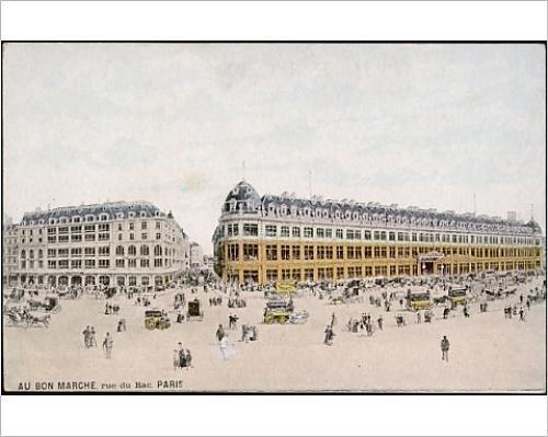 photographic-print-of-au-bon-marche-rue-du-bac-paris-france