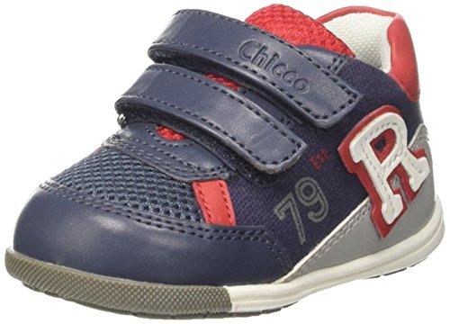 Chicco Gufo, Sneakers Bimbo, Blu, 19 EU