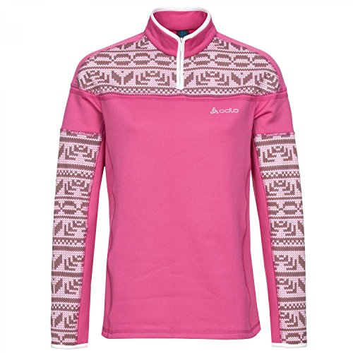 Odlo Damen Stand-up collar 1/2 zip