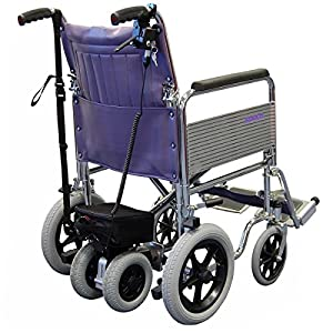 Wheelchair Powerpack - Attendant Dual Wheel from Fenetic