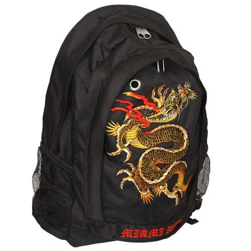 miami-ink-oriental-dragon-tattoo-casual-daypack-49-cm-30-liters-brown