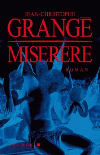 Miserere par Jean-Christophe Grangé