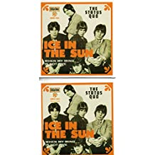 CD Single STATUS QUO Ice In The Sun | replica 2-track CARD SLEEVE - 1 Ice In The Sun 2 When My Mind Is Not Live