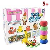 Best Livres pour les garçons de l'âge de 5 ans - Limtoys Argile polymère air Sec, modelage softmaker Craft Review