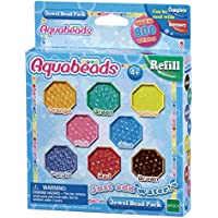 Aquabeads Jewel 79178 Bead Pack - Multi-coloured