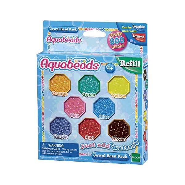 Aquabeads Jewel 79178 Bead Pack – Multi-Coloured 51e5ZfGFpyL