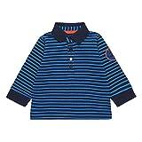 ESPRIT Baby-Jungen Poloshirt RK11002, Blau (Deep Indigo 491), 86