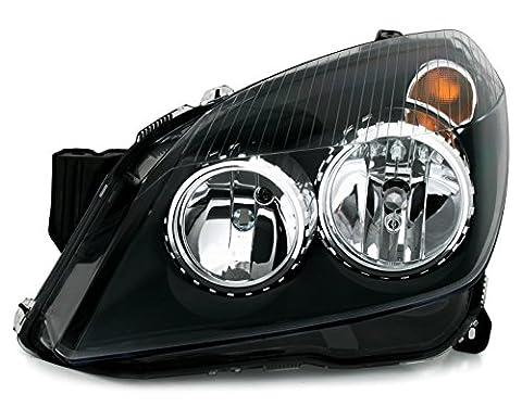 Depo Halogen Scheinwerfer links Fahrerseite Stellmotor