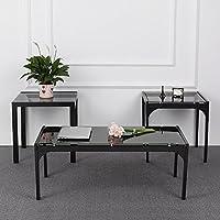 IKAYAA Moderno e Elegante Tavolino da Salotto