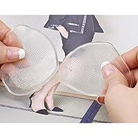 ainstsk 2Silikon Gel Arch Support Einlegesohlen, Transparent Metatarsal Massage Pads für flache Füße Free Size... preisvergleich bei billige-tabletten.eu