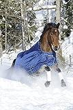 Bucas Smartex Extra blau 140 Winterdecke mit Abschwitzfunktion