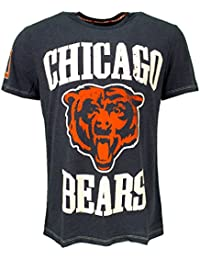 bf9f7dadc NFL Chicago Bears T-Shirt Blue Official Licensed Sport