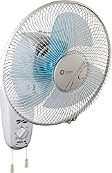 Orient Electric Wall-14 300mm Wall Fan (Crystal White)