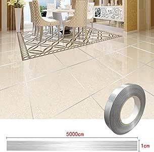 Wjtence Caulk Strip Sealant Tape Self-adhesive Tile Trim Sealing Tape,Ceramics Tile Mildewproof Edges Tape Decorative Corner Side Edges Strip