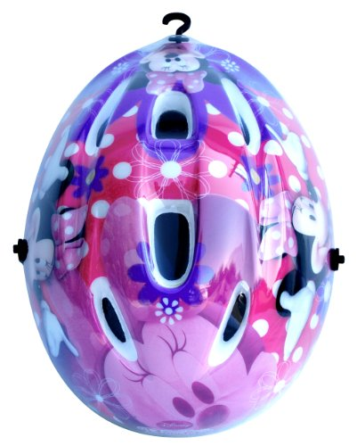 Stamp-C863100XS-Accesorios-de-seguridad-para-bicicleta-con-casco-talla-XS-diseo-de-Minnie