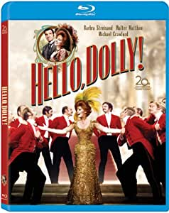 Hello Dolly [Blu-ray] [Import anglais]