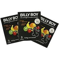 """Preisvergleich für Billy Boy Kondome """"Aroma"""" 30 x 3 Stück, 1er Pack (1 x 30 Stück)"""