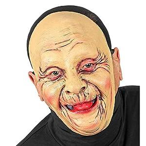 WIDMANN 00847 - Media máscara para mujer, color piel, talla única