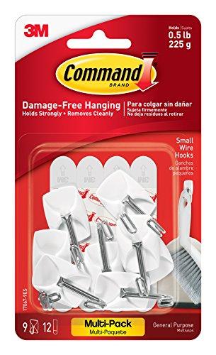 Command 17067-9ES - Ganchos para ustensilios de...