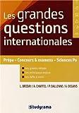 Les grandes questions internationales