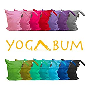 Yogabum Hot Yoga Bag Taschen – Wasserdicht Wet Bag