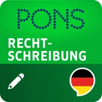PONS Deutsche Rechtschreibung