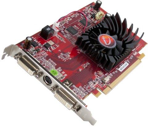 Radeon HD3650 Grafikkarte (512 MB) - Ati Radeon Hd 3450