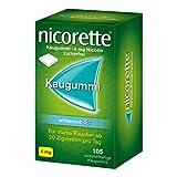 Nicorette 4mg whitemint 105 stk