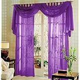 suchergebnis auf f r lila gardinen. Black Bedroom Furniture Sets. Home Design Ideas
