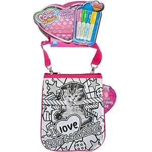 Simba 106371194 - Color Me Mine Photo Real Sling Bag