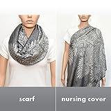 Nursing Cover,Nursing Infinity Scarf, Br...