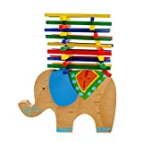 Doober Doober Baby's Educational Balancing Elephant Blocks Kids Wooden Toys For Child